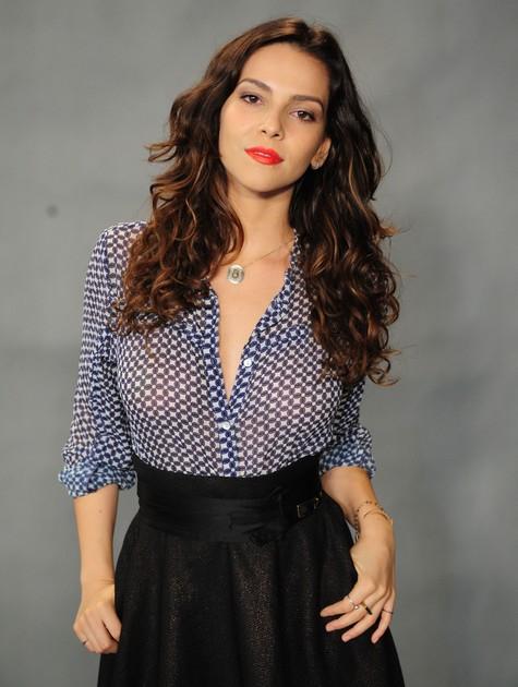 Tainá Muller será Marina na novela de Manoel Carlos (Foto: João Cotta/ TV Globo)