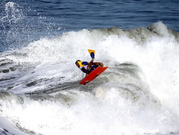 Capixaba Magno Oliveira, bodyboard (Foto: Divulgação)