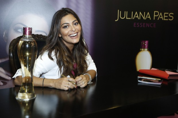 Juliana Paes (Foto: Roberto Filho/ AgNews)
