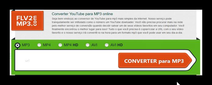 Veja sites e programas para converter FLV em MP3