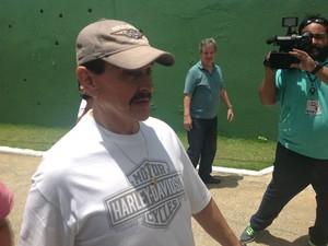 Roberto Jefferson (Foto: Alysson Costa/TV Rio Sul)