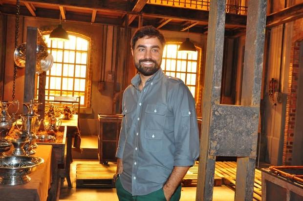 Ricardo Pereira (Foto: Roberto Teixeira / EGO)