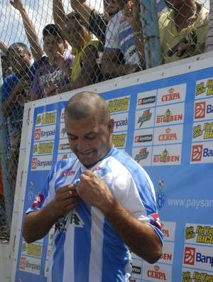 Sandro Goiano (Foto: Ary Sousa)