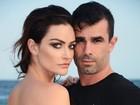 Laura Keller e Jorge Sousa fazem ensaio poderoso na praia