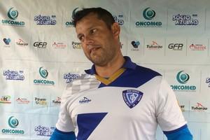 Giani Freitas, treinador do Dom Bosco (Foto: Derik Bueno)