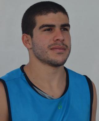 Richardson está ansioso para voltar a jogar pelo Confiança (Foto: Felipe Martins/GLOBOESPORTE.COM)