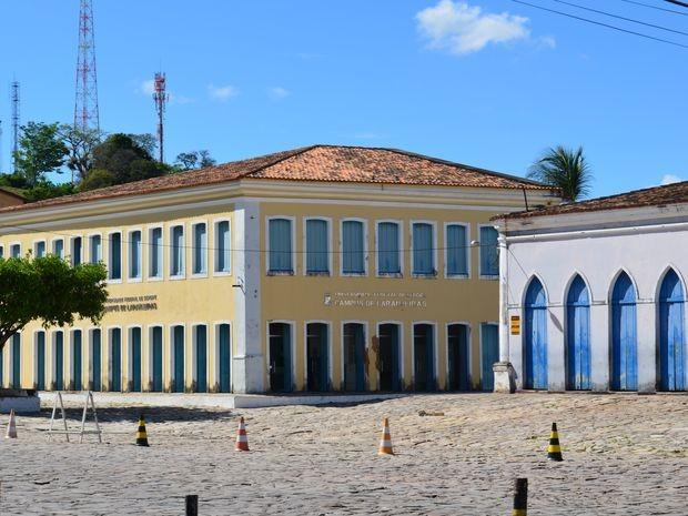 Arquitetura colonial de Laranjeiras é patrimônio histórico de Sergipe  (Foto: Fredson Navarro / G1)