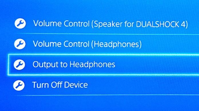 Desligue o DualShock 4 e ligue-o novamente para restaurar a vibração (Foto: tech-recipes.com)