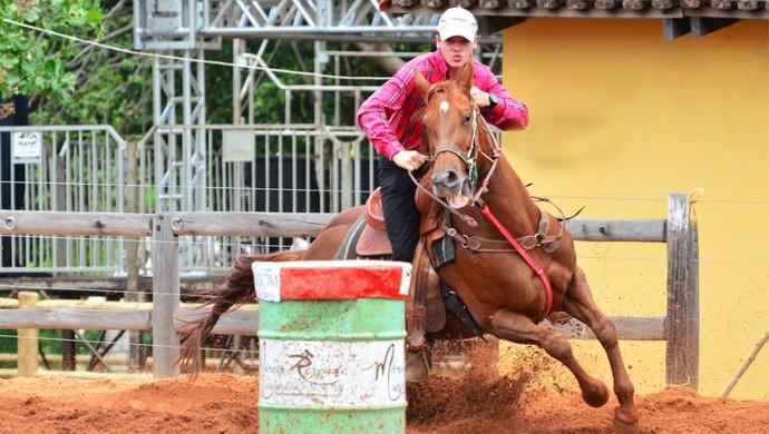 Campeonato de Três Tambores acontece em Palmas (Foto: Divulgação/Rancho Diamante)