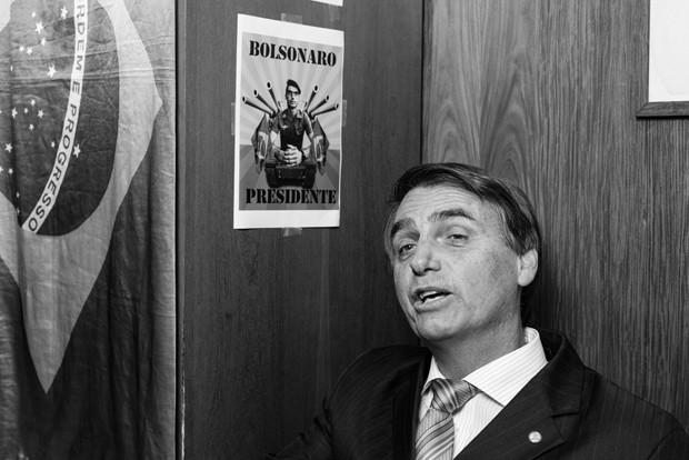 Jair Bolsonaro (Foto: Estúdio Califórnia)