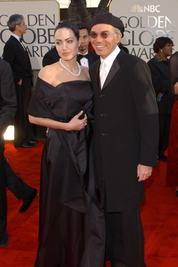 Anglina Jolie e Billy-Bob Thorton foram casados durante três anos (Foto: Getty Images)
