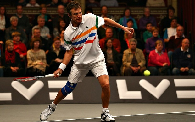 Mats Wilander tênis  (Foto: Getty Images)