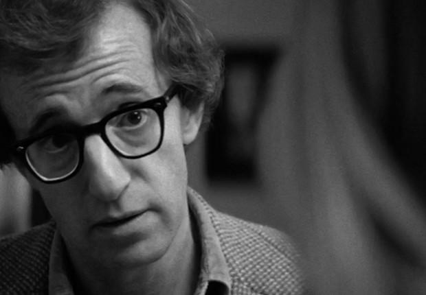 Cena do filme Manhattan, com Woody Allen (Foto: United Artists)
