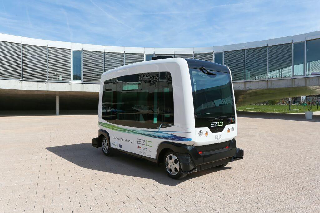 Holanda recebe primeiros veículos sem motorista que circularão nas ruas
