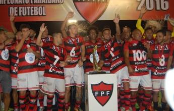 Campinense e Botafogo-PB dominam a Seleção do Campeonato Paraibano