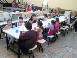 Entidade atende crianças e adolescentes (Foto: Divulgação/Programa Viver)