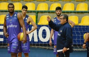 Lucas Mariano afirma que pressão por título não atrapalha jogadores do Mogi