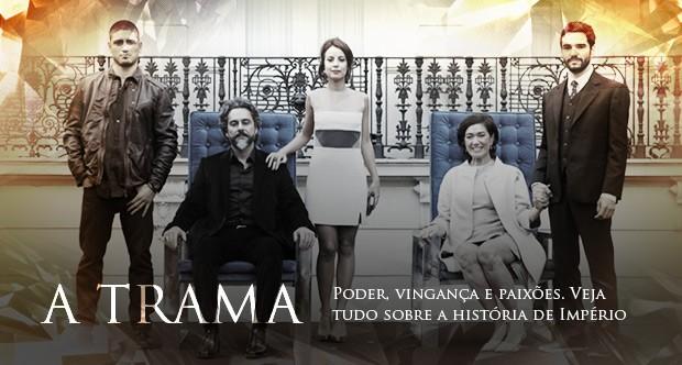 A TRAMA (Foto: imperio/tvglobo)