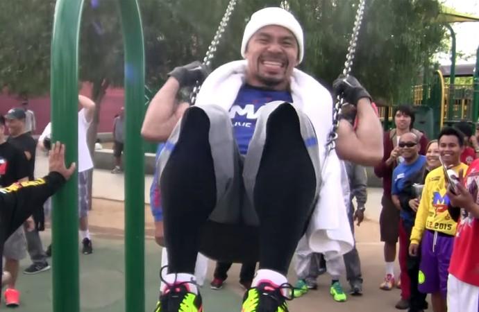 Manny Pacquiao boxe (Foto: Reprodução)