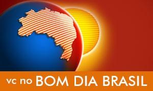 Envie sua colaboração ou sugestão para o Bom Dia Brasil