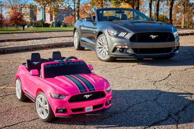 Ford lança Mini Mustang (Foto: Divulgação)