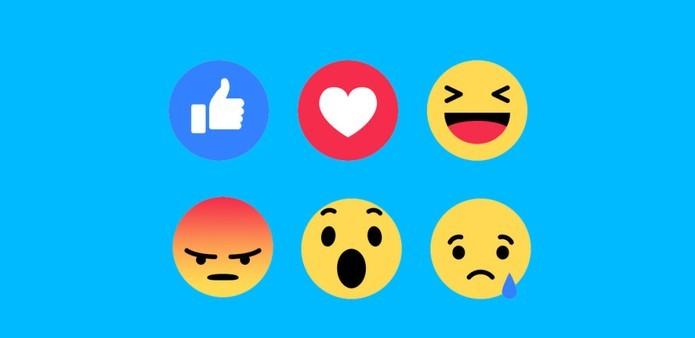 Veja como desfazer ou alterar uma reação no post (Foto: Divulgação/Facebook)