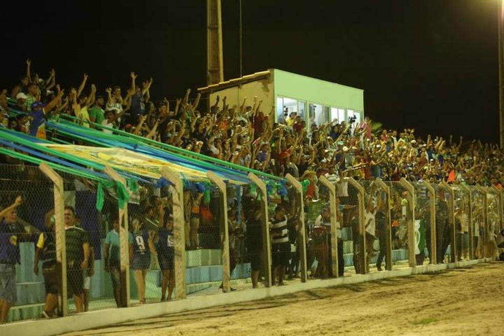 Estádio Felipão (Foto: Luis Júnior/Altos)