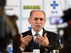Governo publica exoneração do ministro da Saúde (Evaristo Sa/AFP)