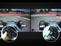 Vídeo mostra configuração errada de motor de Nico em batida na Espanha
