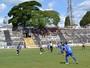 No primeiro jogo-treino em casa, Araxá Esporte goleia Monte Cristo