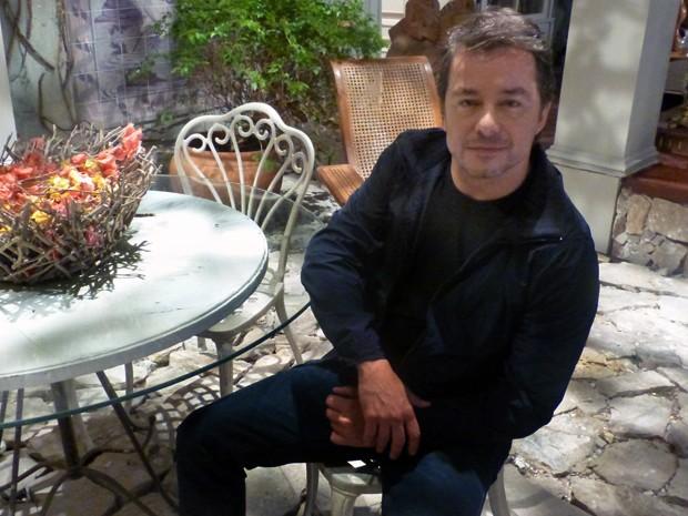 Carlos Vieira elogia Suzy: 'Ela sempre fazendo cenas espetaculares' (Foto: Fabio Rosso/ Gshow)