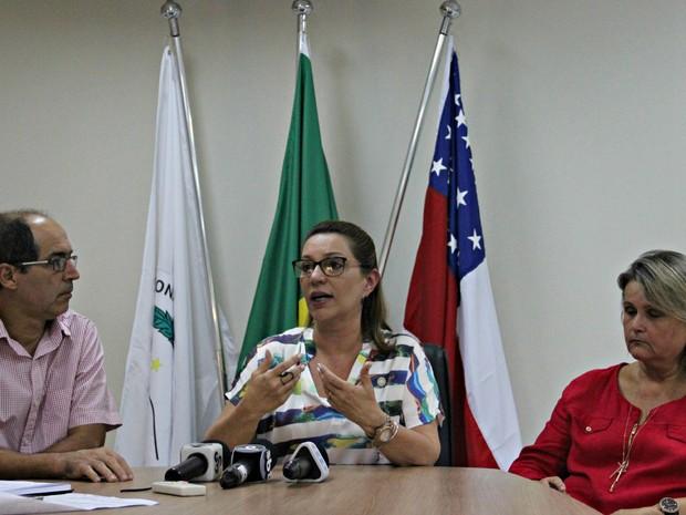 Reitora da Ufam disse que caso será rigorosamente investigado (Foto: Adneison Severiano/G1 AM)