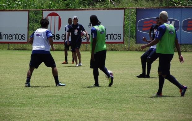 Treino- Bahia (Foto: Divulgação / Esporte Clube Bahia)