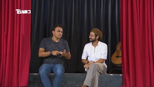 Reveja: Mário conhece artistas em Pimenta e Rio Paranaíba