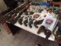 Doze suspeitos de praticar 30 assaltos no Agreste s�o detidos com armas