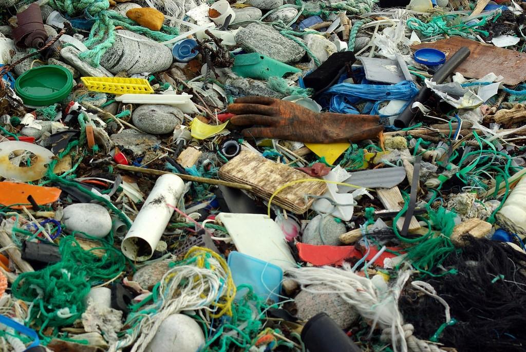 Plástico (Foto: Flickr/ Bo Eide/ Creative Commons)