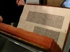 Biblioteca inglesa completa 600 anos e tem o primeiro livro do mundo