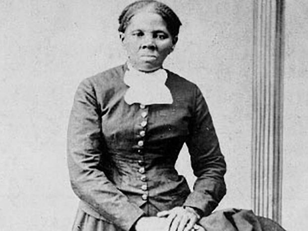 Escrava Harriet Tubman em imagem de arquivo (Foto: REUTERS/Library of Congress)