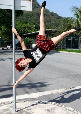 Julia Tazzi (Foto: Isabella Pinheiro/TV Globo)