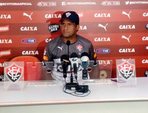 Wesley Carvalho; Vitória (Foto: Rafael Santana)