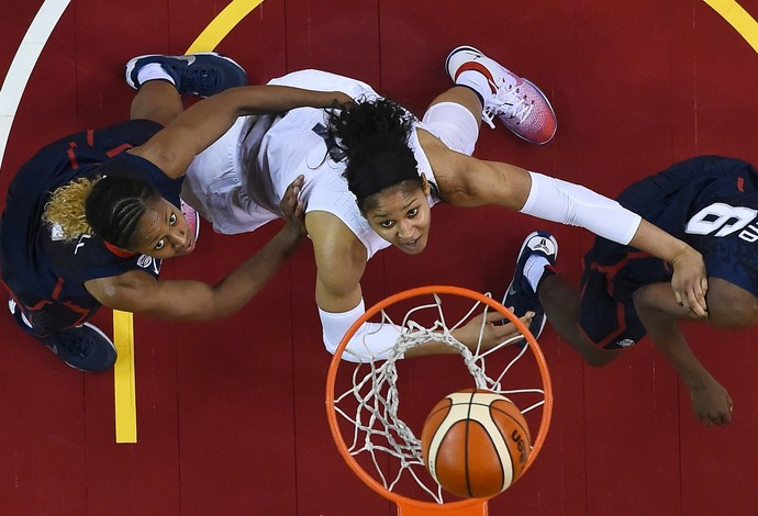 Maya Moore EUA basquete (Foto: Getty Images)