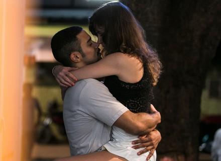 Jacaré e Sofia viveram romance no passado