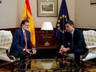 Reeleição de Rajoy emperra nos socialistas