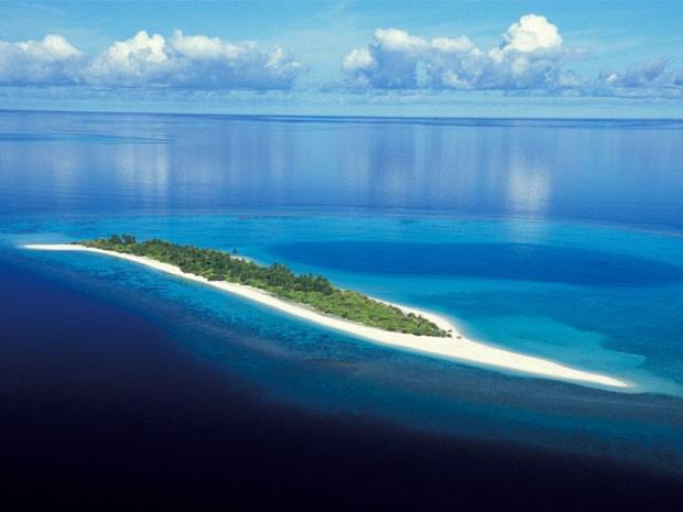 Ilhas Maldivas (Foto: Divulgação/VisitMaldives)