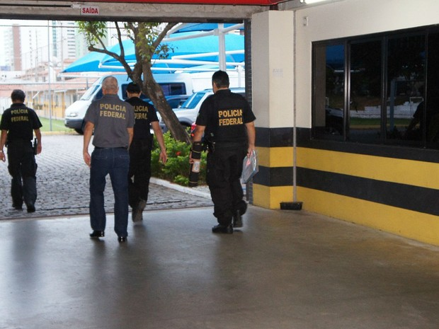PF deflagrou operação nesta sexta (15) em Natal e São Paulo (Foto: Dovulgação/PF)