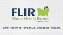 TV Rio Sul promove a 2ª edição da FLIR, entre os dias 09 e 12 de junho (Divulgação)