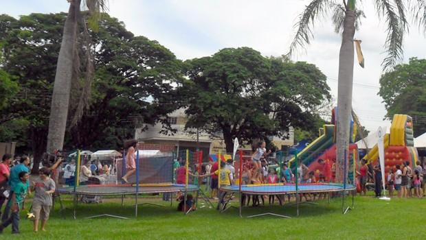 Venha se divertir com mais uma edição do RPC na Praça  (Foto: Reprodução/RPC)