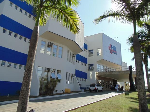Resultado de imagem para fotos do hospital regional de presidente prudente