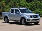 Primeiras impressões: Nissan Frontier '10 anos'
