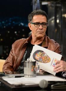 Arthur Veríssimo lança novo livro (TV Globo/Programa do Jô)